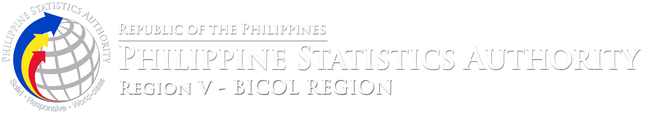 Philippine Statistics Authority|RSSO V